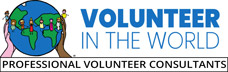Volunteer in the world